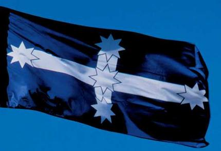 Eureka Flag - a symbol of democracy
