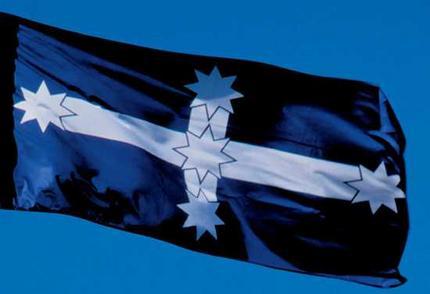 Eureka Flag - a symbol of democracy