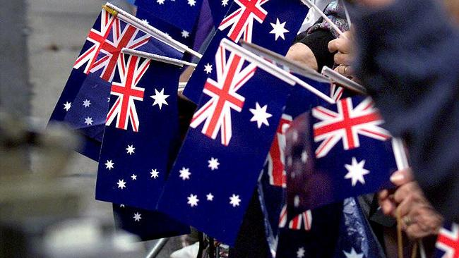 Fly Australian Flag