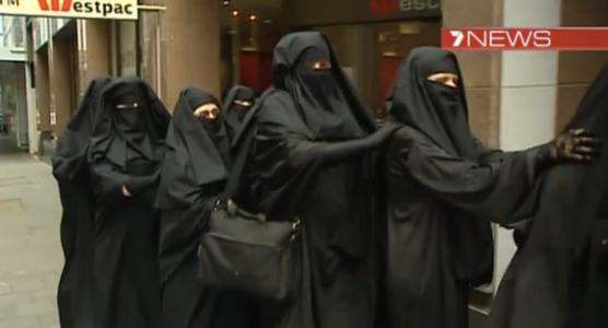 should australia ban the burqa In world religion it plays a big part in people's lives some people do not believe in religion like other people - should women wear the burqa in public introduction.