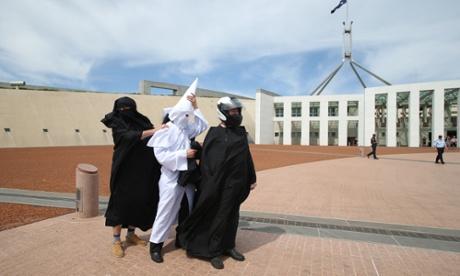 Denmark passes law banning burqa and niqab