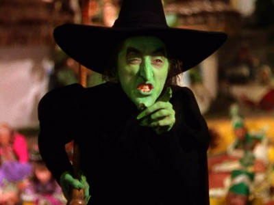 Wicked Witch of the Left