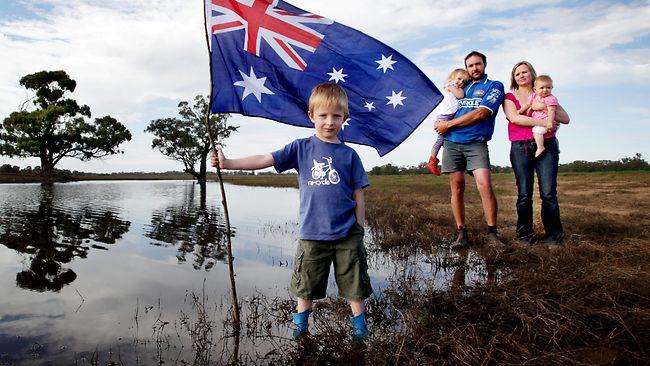 Australian Families