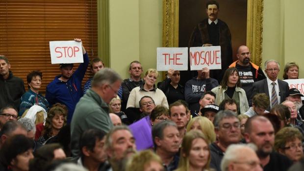 Stop Mosques invading Aussie Bendigo