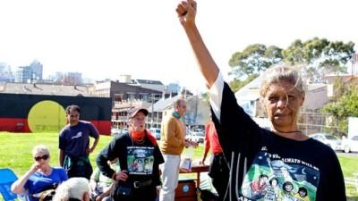 Jenny Munro, Aboriginal Redfern Tent Embassy