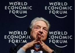 George Soros exposed link to Panama Papers Leak