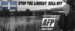 Stop the Lindsay Sell-Off Campaign