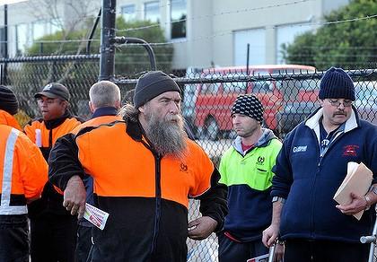 1st Fleet Workers denied work 2012