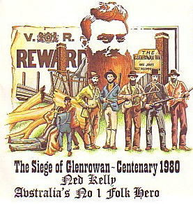 Ned Kelly, our principled folk hero