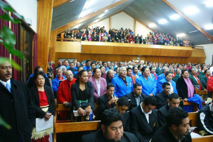 Tongan Proud Culture, in Tonga