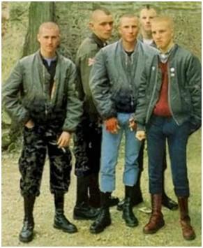 Main's Brunswick Skinheads