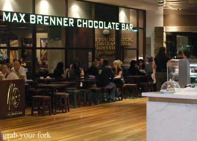 Max Brenner Chocolates funds Israeli occupation of Palestine