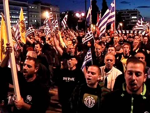 The Rise of Golden Dawn