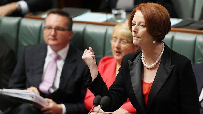 Gillard the Welsh Mole