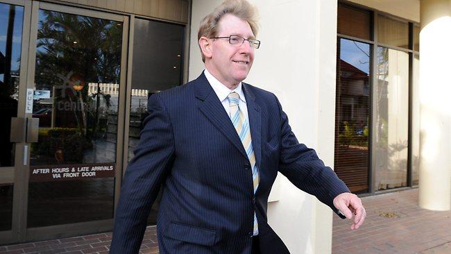 Liberal's Bruce Flegg quits