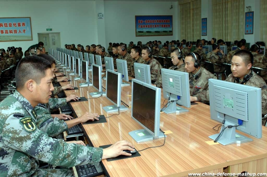 Chinese Hacking Regiment