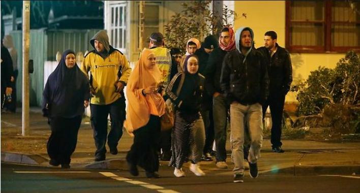 Muslim Arabs controlling Western Sydney