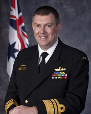 Vice Admiral Ray Griggs