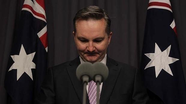 Chris Bowen has failed border protection