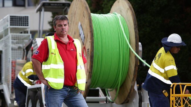 NBN Rollout a Clusterfuck