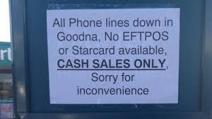 NBN cuts phone lines