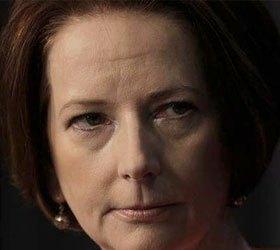 Gillard the Dark