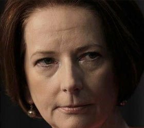 Gillard the Dark