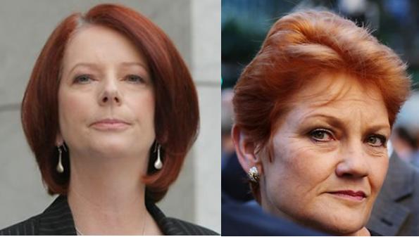 Redhead Egos