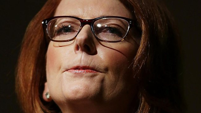 The Gillard Scorned