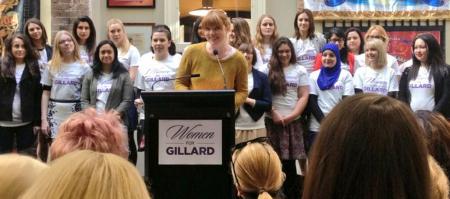Women for Gillard