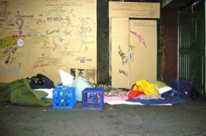 Australia's Homeless