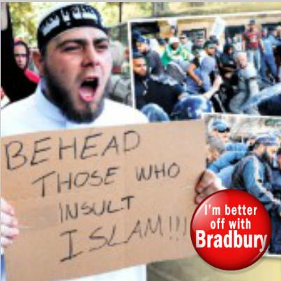 David Bradbury pro-illegals