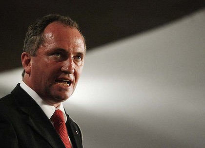 Barnaby the voice of nationalism