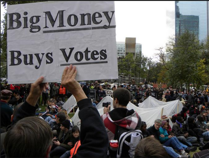 Corporate Liberal Votes