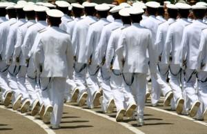 Royal Australian Navy Recruits