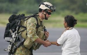 Australian Peackeeping in East Timor