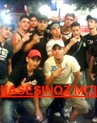 Ethnic arab gangs of Sydney