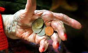 Struggling Pensioners