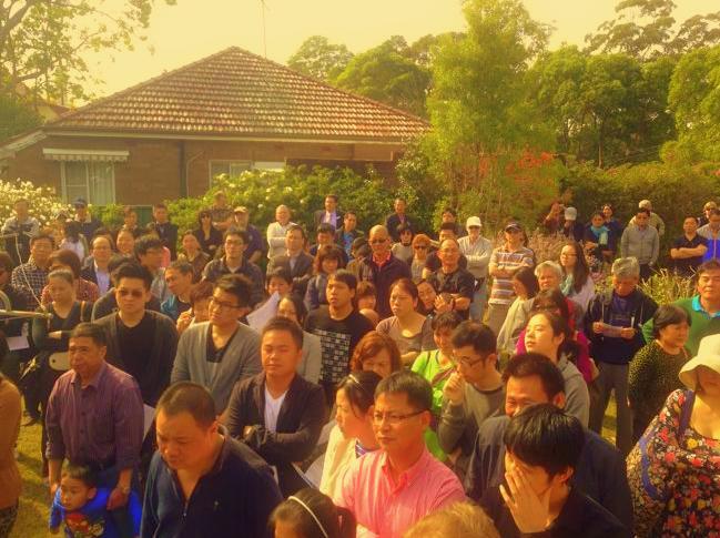 chinese urban invasion of Australia