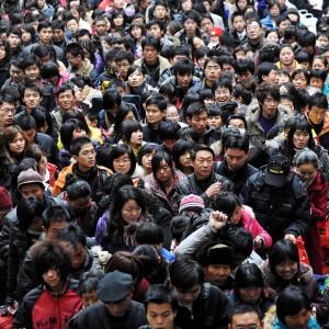 Chinese Property Invasion