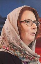 Muslim Julia Gillard