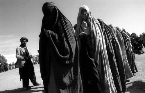 Nijab Slaves