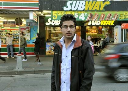 Subway illegals