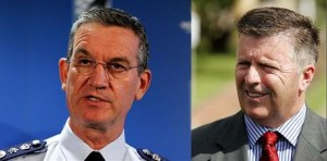 Corrupt NSW Police Management