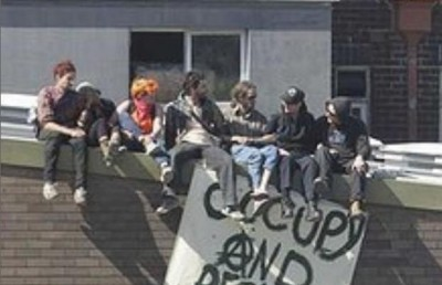Anarchists arrested in Sydney