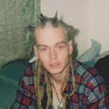 Dave Fregon in punk