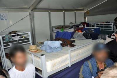 Manus Island accommodation