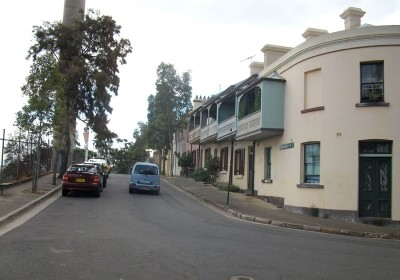 Millers Point Merriman Street