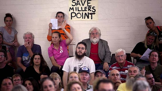 Save Millers Point