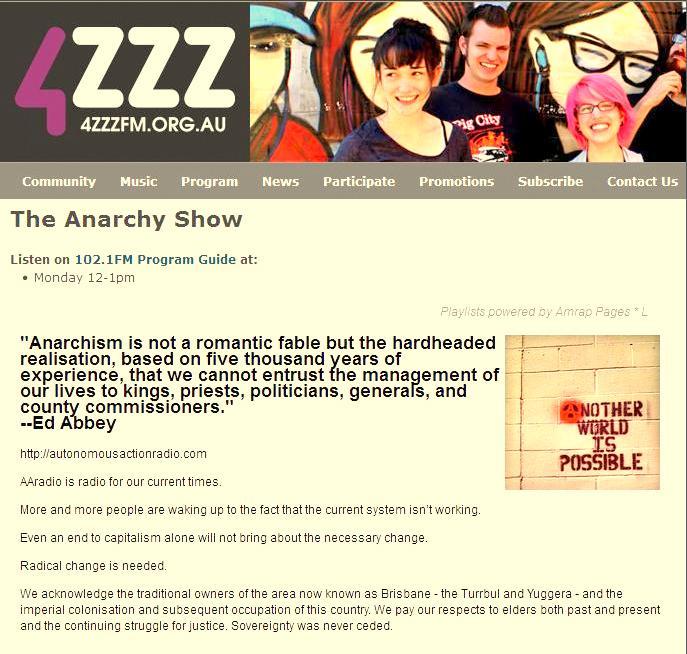 4ZZZ Community Radio